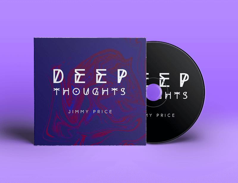 Deep Thoughts King Graphics
